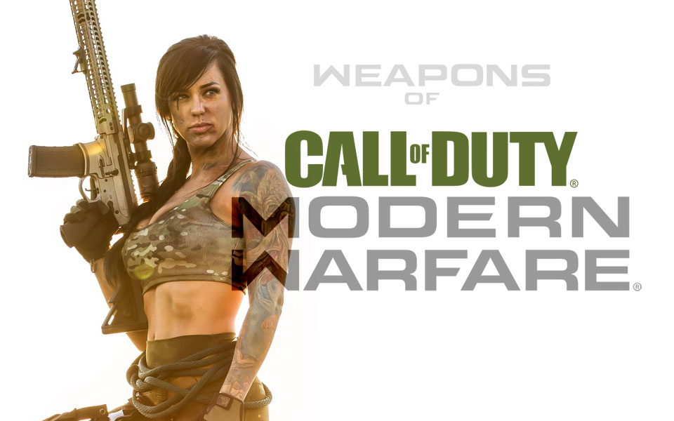 The Real Assault Rifles of Call of Duty: Modern Warfare
